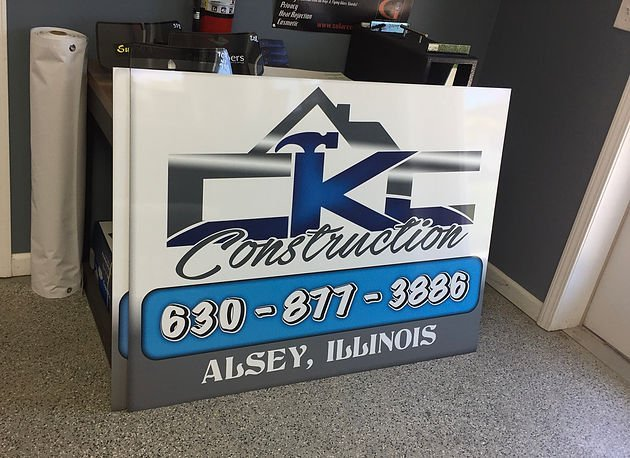Custom Panel Signs Help Promote Your Business