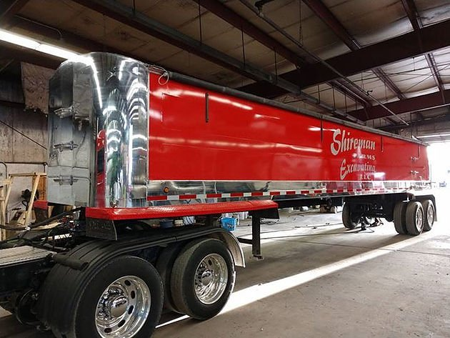 Trailer Given New Life with Vehicle Wrap by Signature Signs & Design
