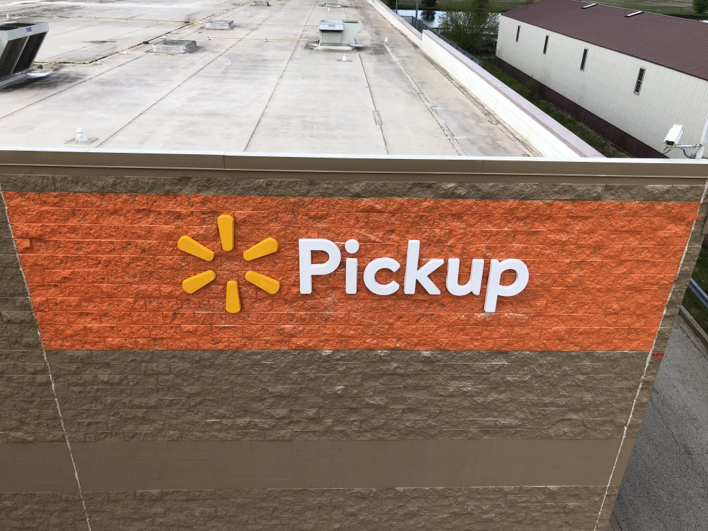 We Help Walmart Stores with LED Signs in Macomb & Jacksonville, Illinois - Sign Company in Jacksonville and Springfield, Illinois 3