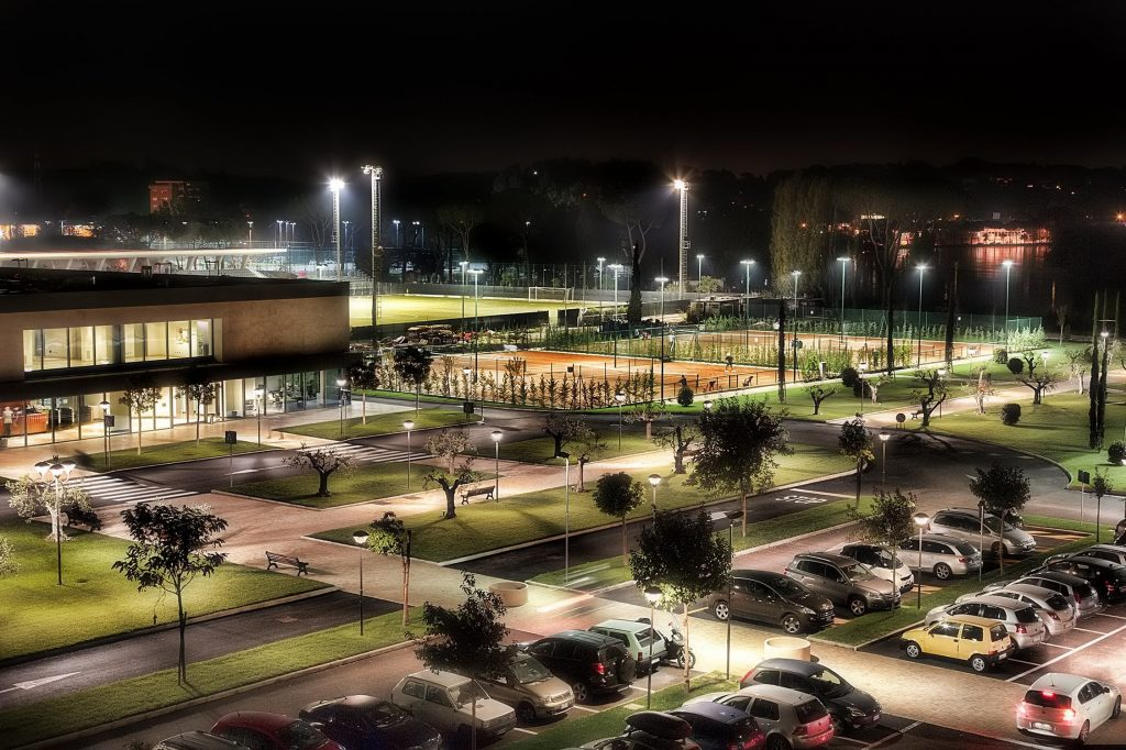 We Specialize in Parking Lot Lighting Repair in the Jacksonville, Illinois Area 2